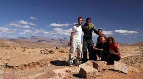 25 avril 2014 | Surveillez la sortie des photos du trek dans le Siroua