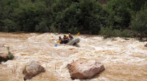 Reportage | Rafting sur la Oued El Abib, au Maroc