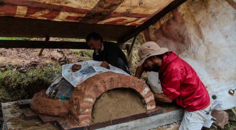 Le four à pain des Granges