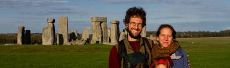 Stonehenge et notre traversée vers la France