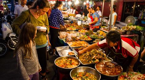Thaïlande 2: sur la rue