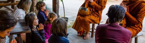 Les moines de la forêt