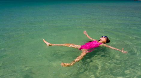 La Thaïlande avec vue sur la mer d'Andaman: l'île de Phayam
