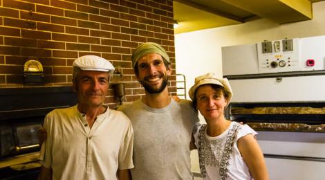 Les pains de la Grande Suardière au Marché d'art de La Perrière