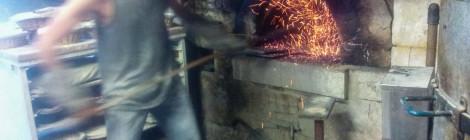 Xavier: paysan-boulanger à Saint-Cyr-la-Rosière