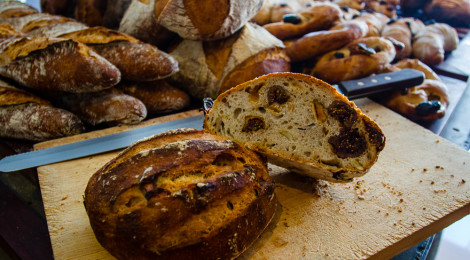 Ámantee: l'art du pain à Bangkok